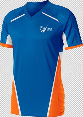 Camiseta sublimación Sarsa